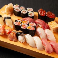 柳寿司の写真