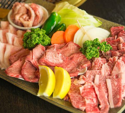 焼肉たらふく 平田町駅前店