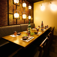 個室居酒屋 ENZO 園蔵 大宮店の雰囲気1
