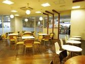 m cafe 公津の杜店の雰囲気3