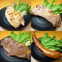肉卸し業者から直送の新鮮な骨付き肉のみ使用♪