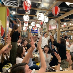 磯丸水産 大名店の特集写真