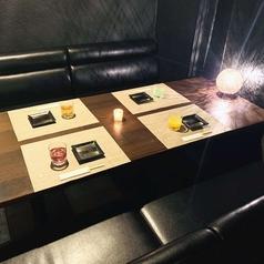 VIPソファー個室席