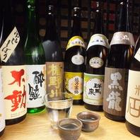 焼酎・日本酒 約60種