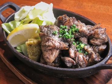 地鶏酒家 黒かしわのおすすめ料理1