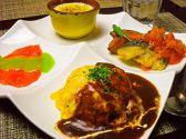 洋食カフェ もみじ堂 岡山市郊外のグルメ