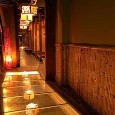 ひなた HINATA 離れ 広島本通り店の雰囲気1