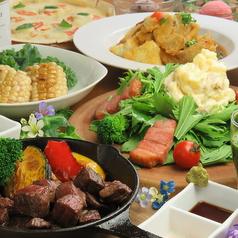 クロス CROSS 農家の食卓のおすすめ料理1