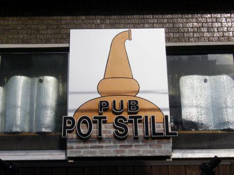 PUB POTSTILL