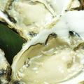 料理メニュー写真産地直送の焼き牡蠣
