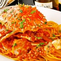 美味しいイタリアンがずらり!