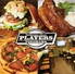 california diner PLAYERS プレイヤーズのロゴ