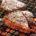料理メニュー写真A5ランク黒毛和牛ステーキ