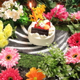 ケーキ、プレートもいい感じにおしゃれな店内でとびっきりのサプライズやります!! 誕生日会、女子会、送別会等で大反響頂いていますのでご予約はお早めに★☆