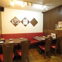 四川料理 川城の雰囲気1