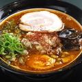 料理メニュー写真醤油ラーメン(紅)