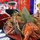 料理メニュー写真● 鮭とば・ほっけの燻製 2種盛り合わせ