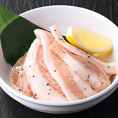 料理メニュー写真豚トロ(塩・味噌)
