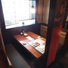 各種テーブル席