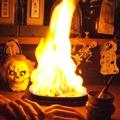 料理メニュー写真名物!!スペアリブの火葬焼き(二本)