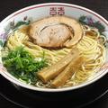 料理メニュー写真醤油ラーメン(金)