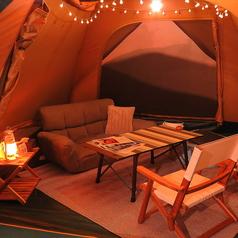 CAMP CAFE&BAR CAMPL キャンプ カフェ&バー キャンプルの特集写真