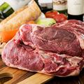料理メニュー写真リブロースステーキ 200g