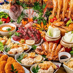 酒と和みと肉と野菜 徳島駅前店のコース写真