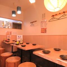 串揚げ・海鮮酒場 龍馬 岡山店の雰囲気1