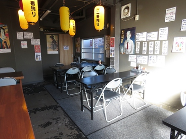 串揚げ酒場 祇園街横丁の雰囲気1