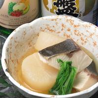 旬を生かした京風おばんざいは絶品です。