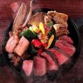 料理メニュー写真Meet Grill Mist〈県産牛・スペアリブ・若鶏〉