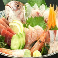 料理メニュー写真【刺盛】三種盛/五種盛/八種盛