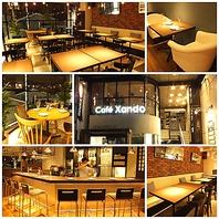ヨーロッパのカフェスタイルを福岡で。
