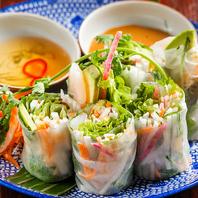 アジア各地の本格派オリエンタル料理が大集結