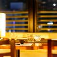 【おすすめ其の伍】デートにぴったり♪二人の空間で記憶に残る素敵なお食事を。