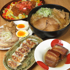 麺屋 てぃーちのおすすめ料理1