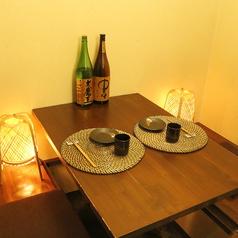 ≪デートも個室で≫京都観光帰りやデートにも◎オススメは2名様個室★