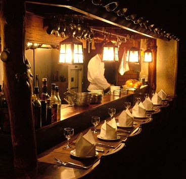 レストラン ル・クープシュー 新宿の雰囲気1
