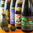日本各地の銘酒をご堪能ください!