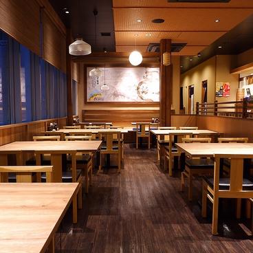 天ぷら海鮮 神福の雰囲気1