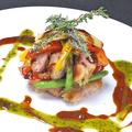 料理メニュー写真豚ヒレ肉のカツレツ