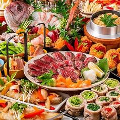 酒と和みと肉と野菜 豊橋駅前店のコース写真