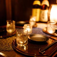【4名~6名】様向き個室!接待や宴会などにも対応可能!落ち着いた照明がうれしい、少人数様向けの個室です。接待や友人同士でのご利用に最適です♪.