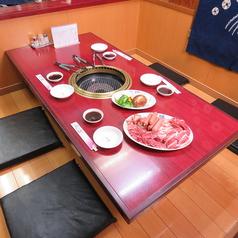 焼肉 ちゃんこ鍋 牛膳 ぎゅうぜんの雰囲気1