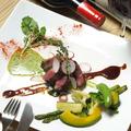 料理メニュー写真牛ヒレ肉のグリル