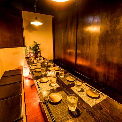 炙り肉寿司ともつ鍋の個室居酒屋 せんや 五反田店|店舗イメージ5
