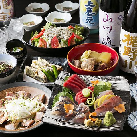 人形町で本格和食を楽しめる『恭悦』 飲み放題付き宴会コースが5500円~種類も豊富!