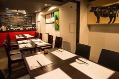 肉食酒場 garuの雰囲気1