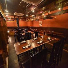 個室居酒屋 なべ六 蒲田駅前店の雰囲気1